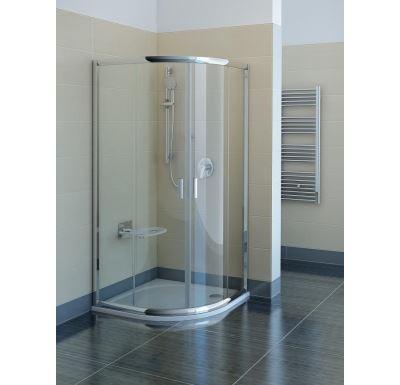 RAVAK sprchový kout BLIX BLCP4 80 satin+transparent