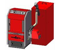 Atmos Kompaktní nádrž na pelety - Sada AZPD 240 R (červená)