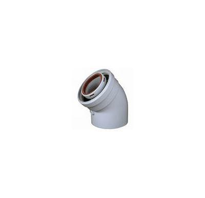 Baxi koaxiální koleno 45° o 80/125