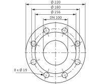 WILO Stratos 100/1-12 oběhové čerpadlo pro topení
