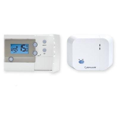SALUS Termostat RT500RF Bezdrátový programovatelný termostat