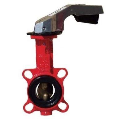 ABO Mezipřírubová uzavírací klapka DN 125 PN16