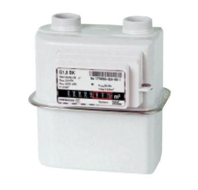 Plynoměr Premagas - Elster BK-G4 - rozteč 100 mm