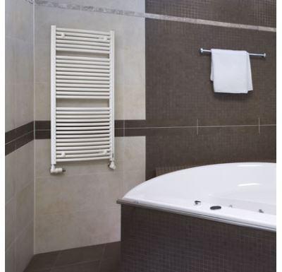 Koupelnový radiátor Korado Koralux Rondo Max KRM 600/1220