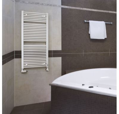 Koupelnový radiátor Korado Koralux Rondo Max KRM 600/ 900