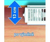 Radiátor Klasik R 22-554/1200 - PURMO AKCE Termohlavice za 50,- Kč
