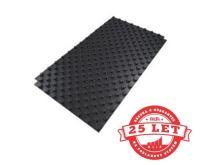 KIIPTHERM Systémová folie SYMPOR 1400x800x1 mm výstupky / 1,12m2 - Bez izolace