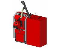 Atmos Kompaktní nádrž na pelety - Sada AZPU 240 C (červená)