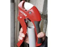 Virax Nůžky na plastové potrubí do 42 mm
