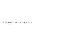 NOVASERVIS Pevná sprcha samočistící průměr 200 mm chrom - RUP/310,0