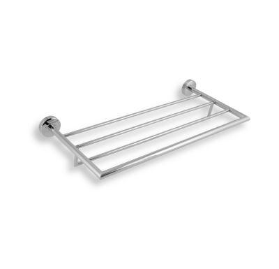 NOVASERVIS Velký držák ručníků se závěsem 500 mm  Metalia 11 chrom - 0145,0