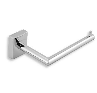 NOVASERVIS Držák toaletního papíru jednoduchý  Metalia 12 chrom - 0210,0