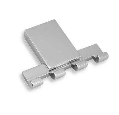 NOVASERVIS Čtyřháček  Metalia 9 chrom - 0943,0