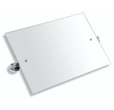 NOVASERVIS Zrcadlo s výklopným držákem 60x40 cm  Metalia 1 chrom - 6121,0