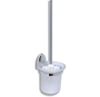 NOVASERVIS WC štětka Merlin chrom - 62733,0