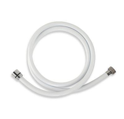 NOVASERVIS Sprchová hadice plastová 150 cm bílá - PVC/150,11