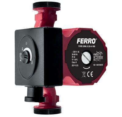 Weberman Ferro 25-60/180 mm Čerpadlo pro topení