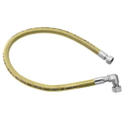 """NOVASERVIS Plynová připojovací hadice s kolínkem 1/2"""" MM-0,5m - WGK0500"""